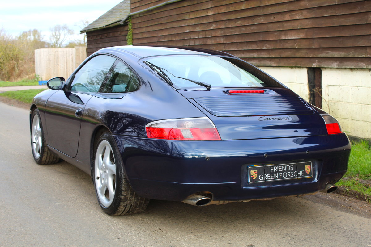 1998 Porsche 911 996 Manual For Sale (picture 4 of 6)