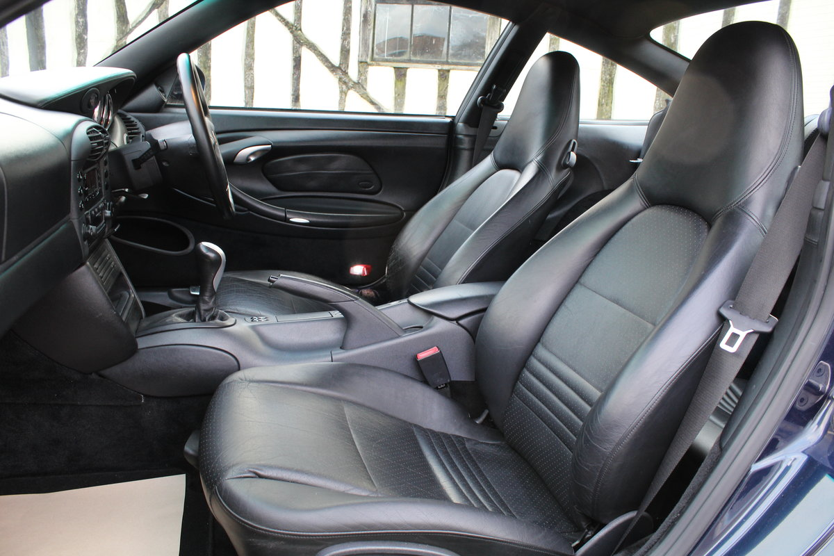 1998 Porsche 911 996 Manual For Sale (picture 6 of 6)
