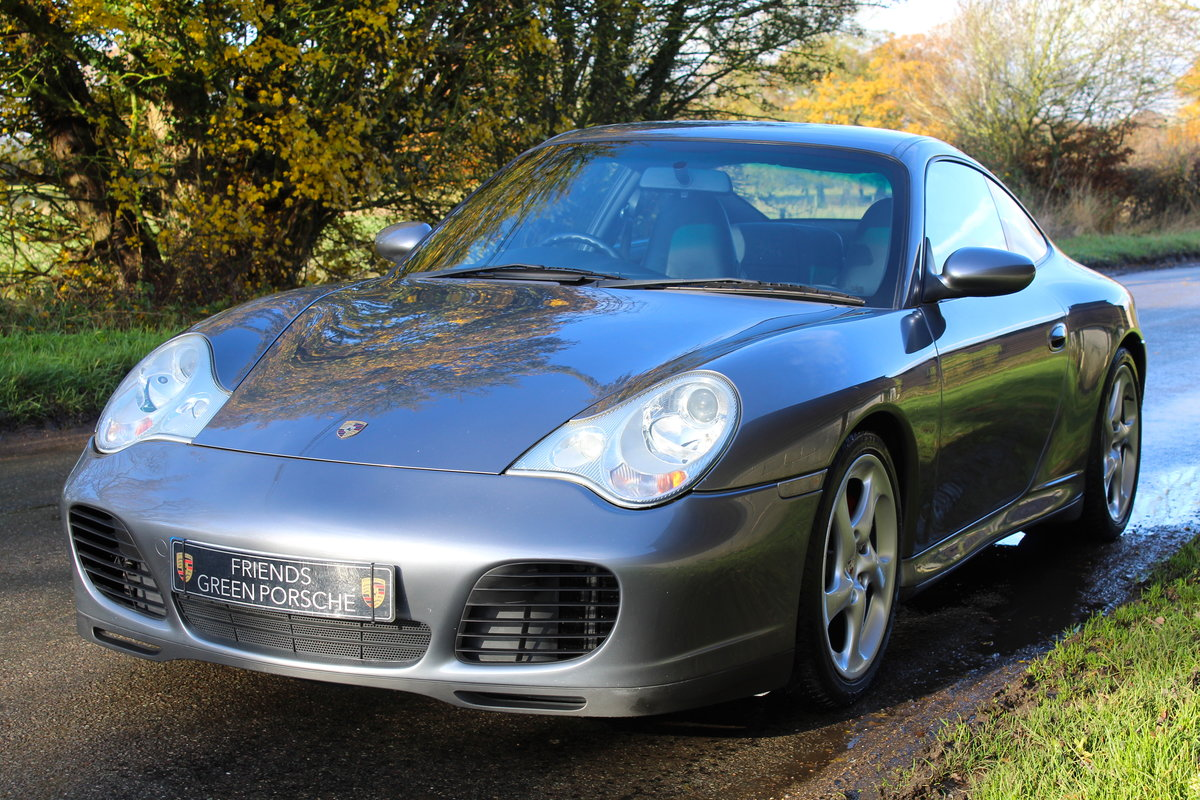 2004 Porsche 911 996 C4S Manual - 59k Miles For Sale (picture 2 of 6)