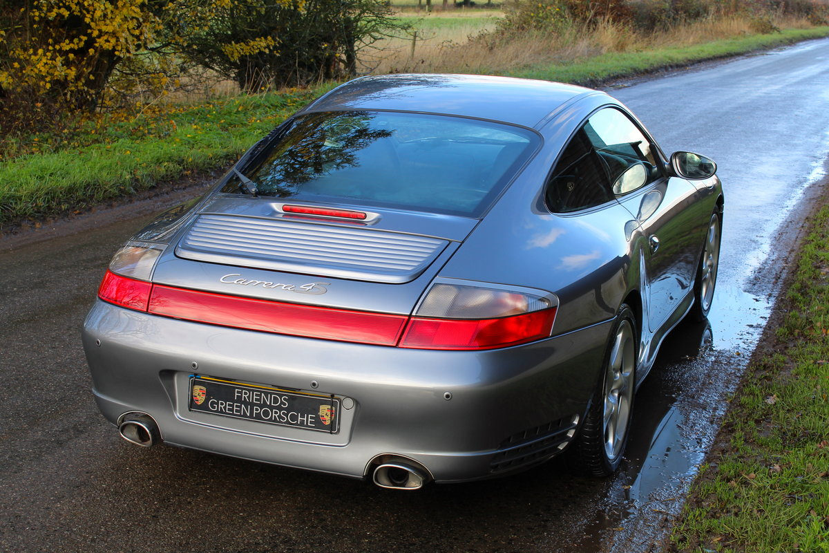 2004 Porsche 911 996 C4S Manual - 59k Miles For Sale (picture 3 of 6)