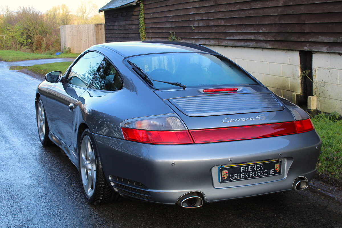 2004 Porsche 911 996 C4S Manual - 59k Miles For Sale (picture 4 of 6)