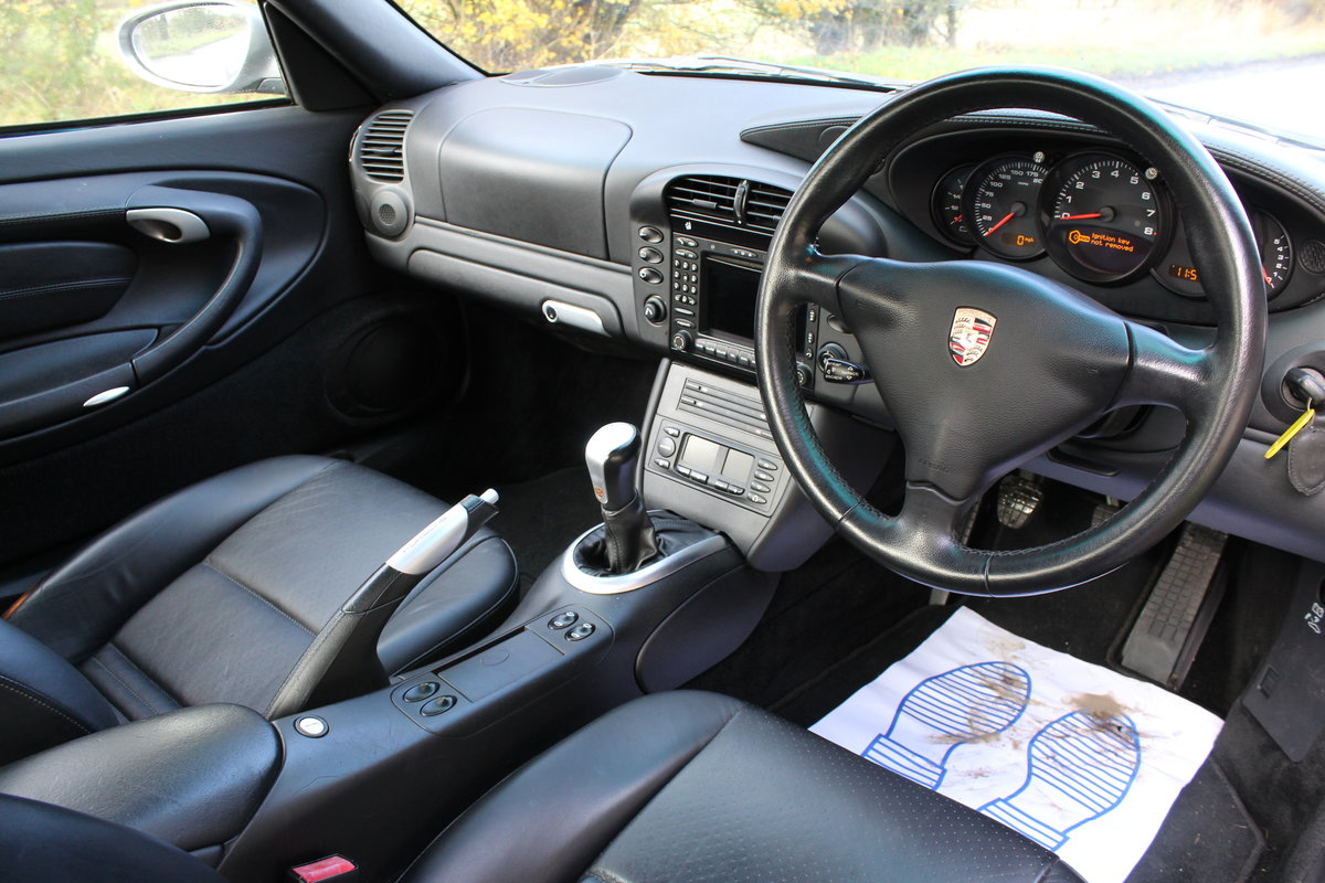 2004 Porsche 911 996 C4S Manual - 59k Miles For Sale (picture 5 of 6)