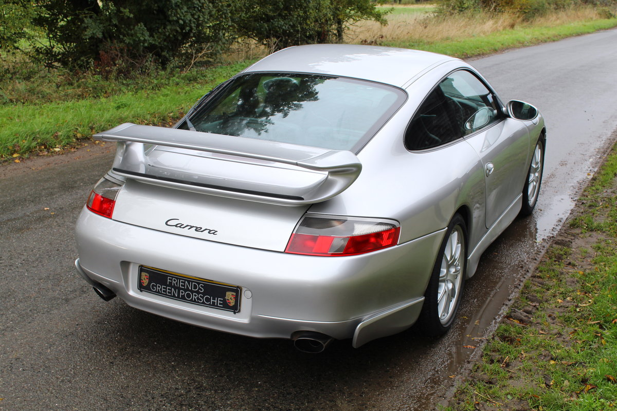 2000 Porsche 911 996 Carrera 4 - GT3 Aero - IMS bearing For Sale (picture 3 of 6)