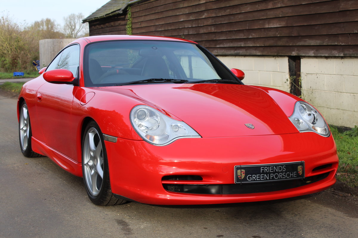 2002 Porsche 911 996 Carrera Manual - New clutch + Flyw For Sale (picture 1 of 6)