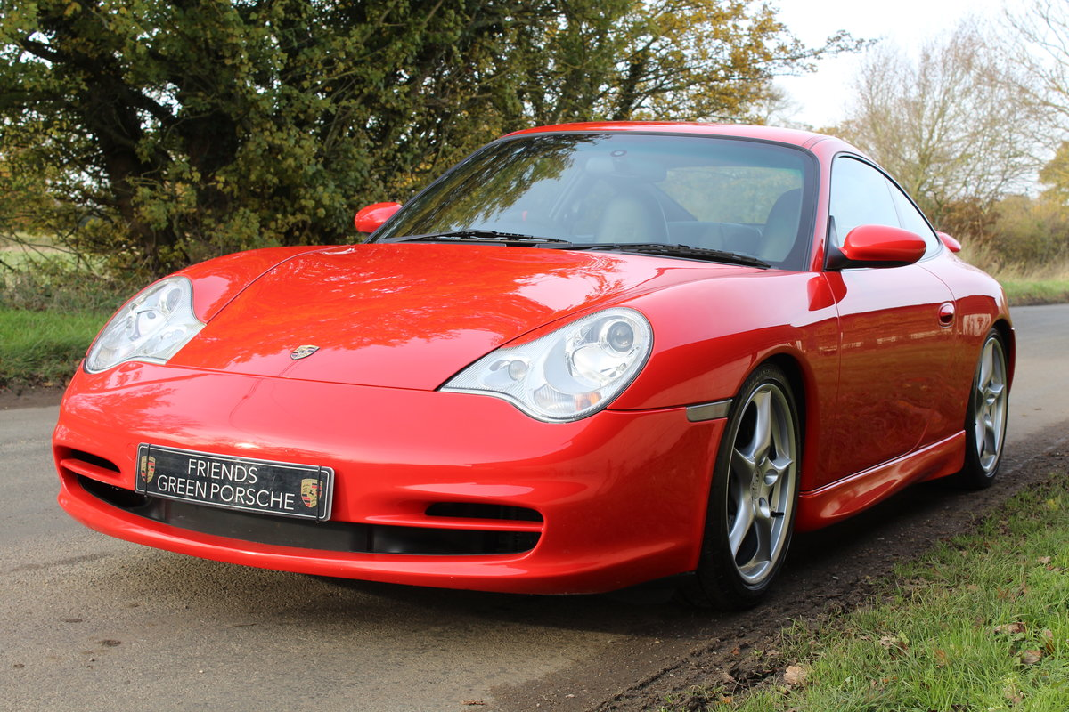 2002 Porsche 911 996 Carrera Manual - New clutch + Flyw For Sale (picture 2 of 6)