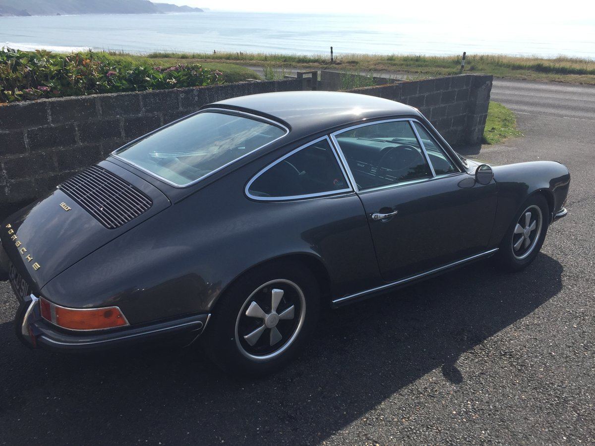 1971 Porsche 911T Coupe Original UK RHD **recent restoration** SOLD (picture 3 of 6)