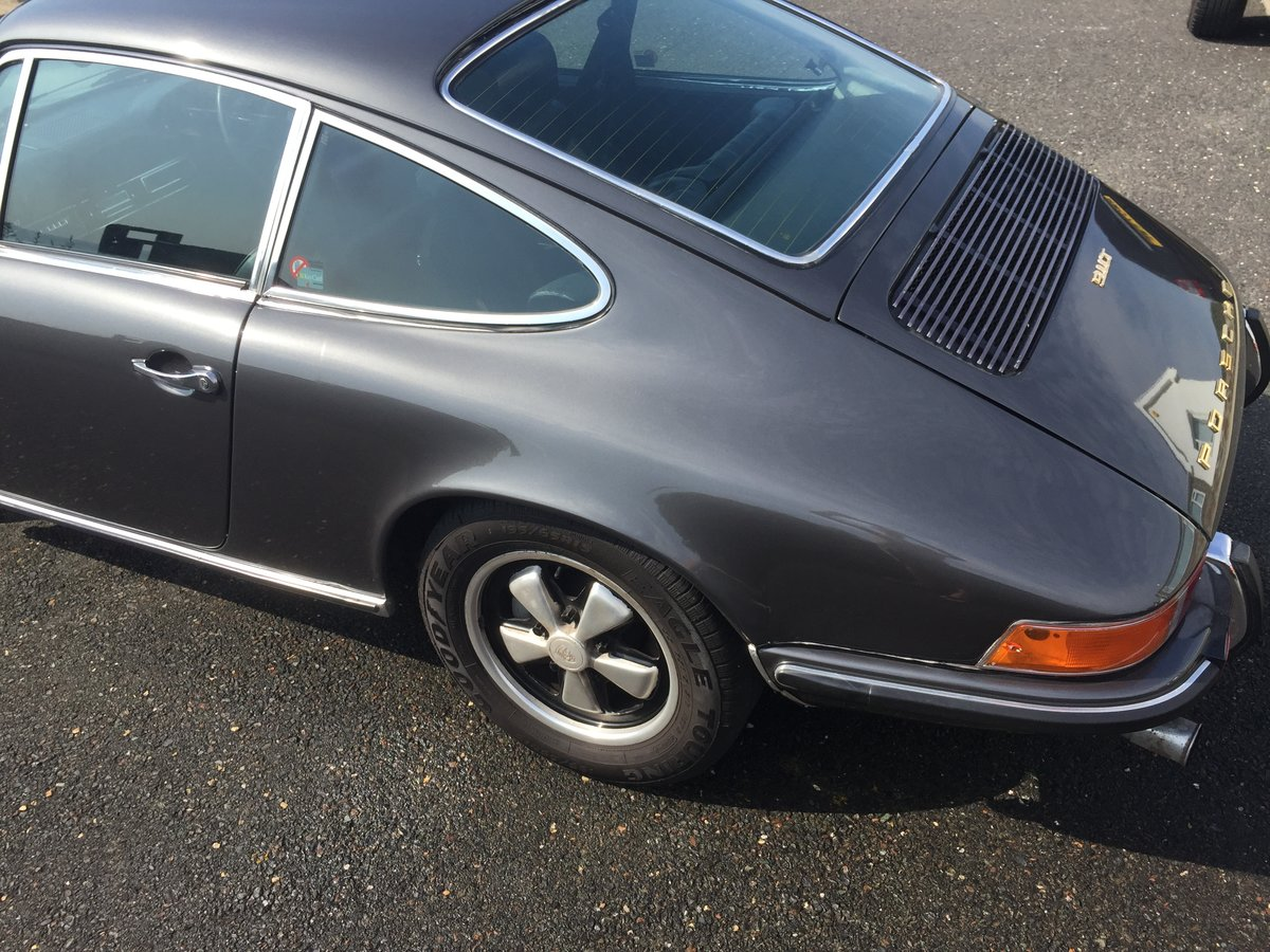 1971 Porsche 911T Coupe Original UK RHD **recent restoration** SOLD (picture 5 of 6)