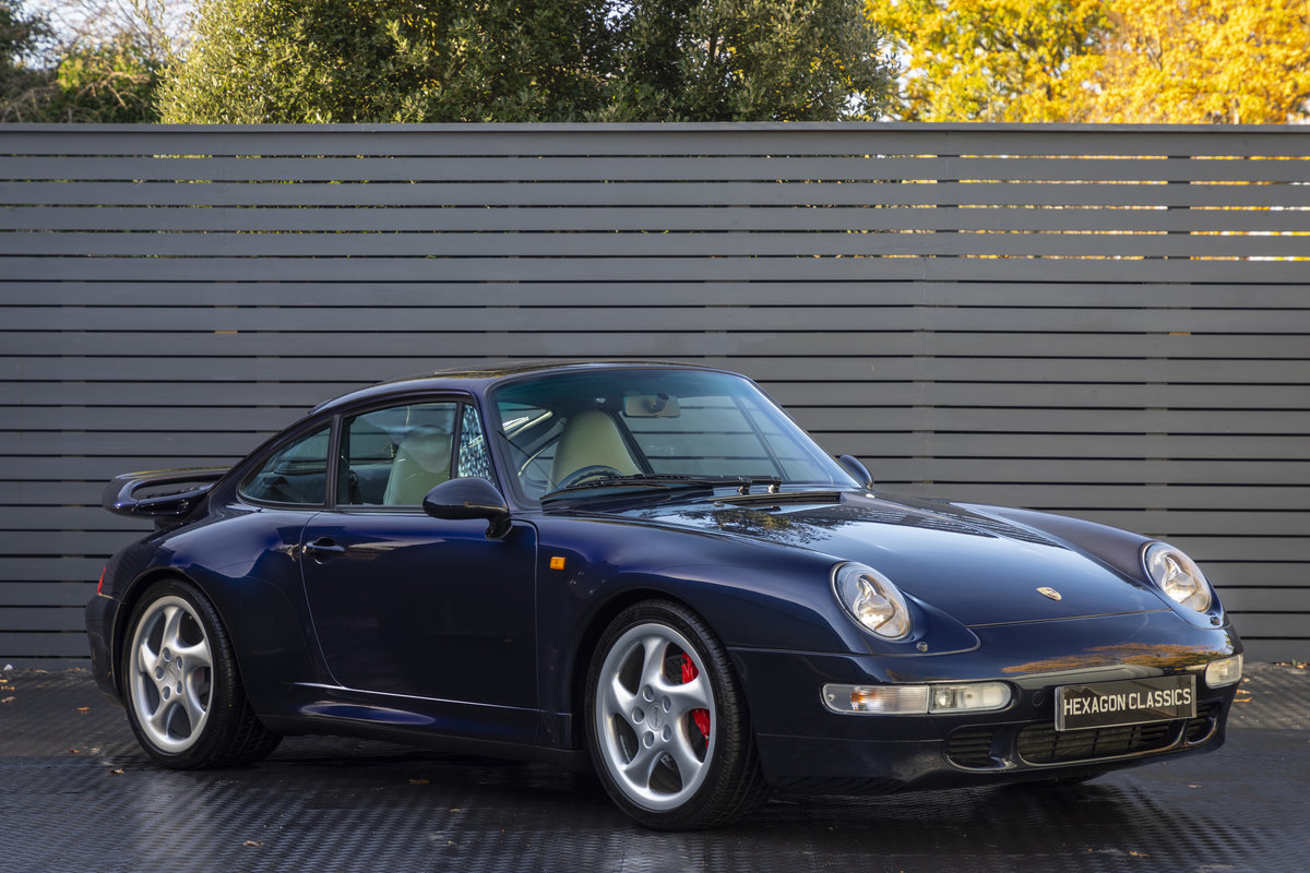 1996 Porsche 911 Turbo 993  ONLY 23K SOLD (picture 1 of 18)