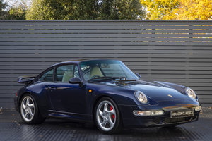 1996 Porsche 911 Turbo 993  ONLY 23K SOLD