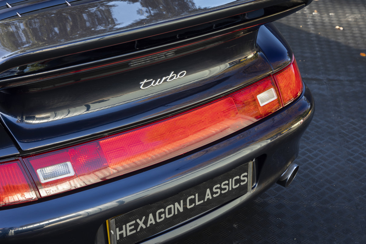 1996 Porsche 911 Turbo 993  ONLY 23K SOLD (picture 10 of 18)
