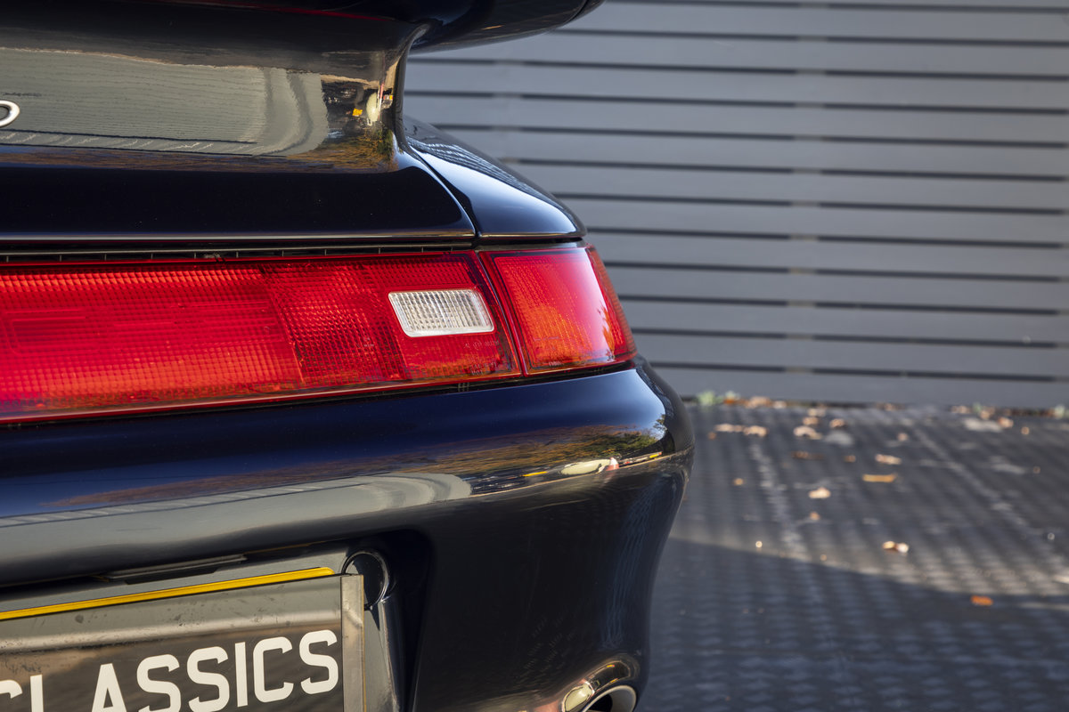 1996 Porsche 911 Turbo 993  ONLY 23K SOLD (picture 17 of 18)
