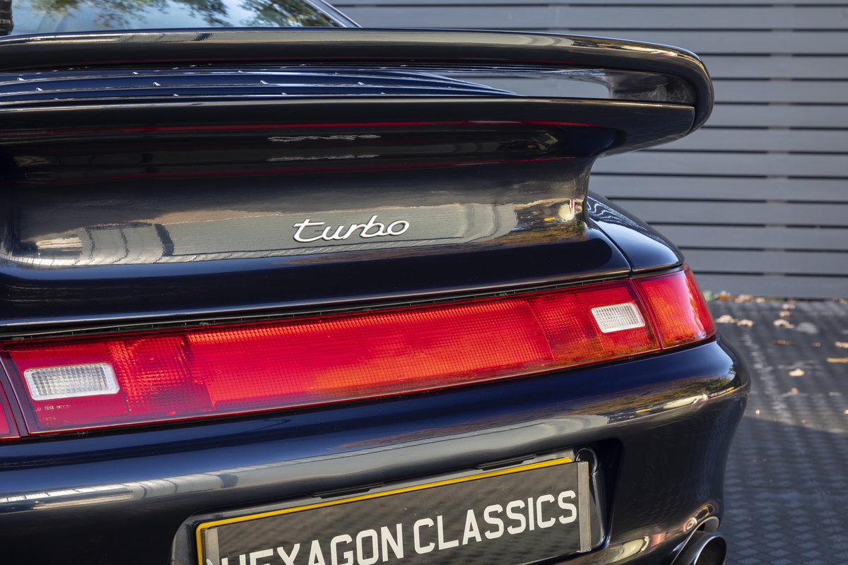 1996 Porsche 911 Turbo 993  ONLY 23K SOLD (picture 18 of 18)