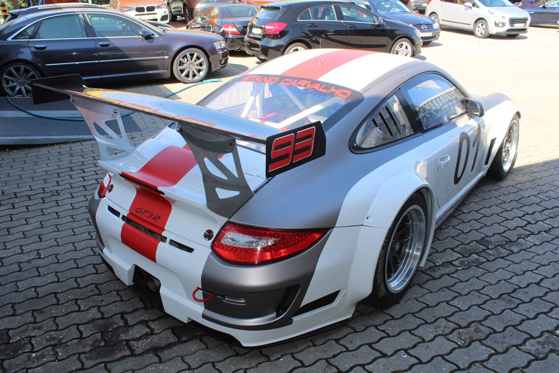 2012 Porsche gt3-r For Sale (picture 2 of 6)