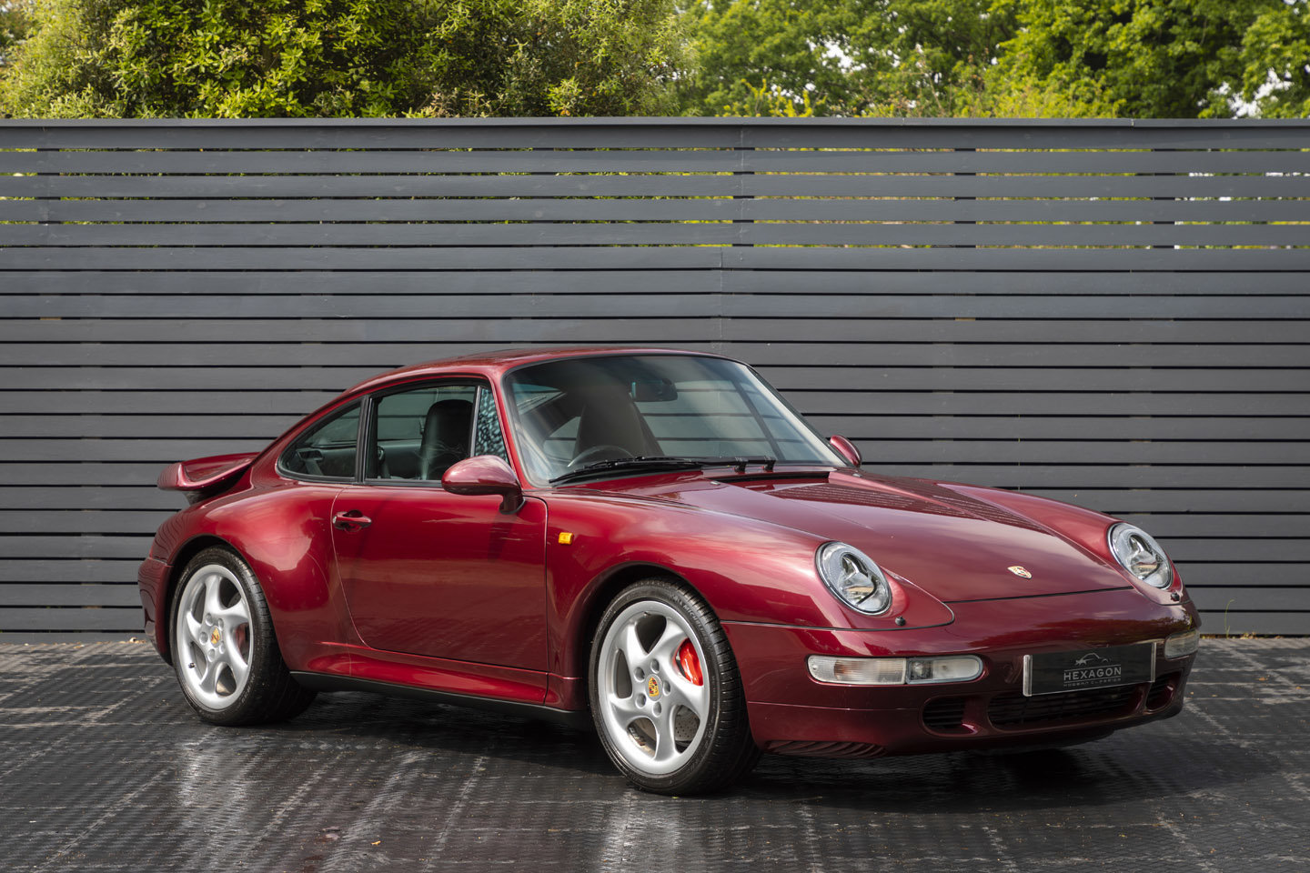 1995 PORSCHE 911 (993) TURBO ONLY UK CAR For Sale (picture 1 of 19)