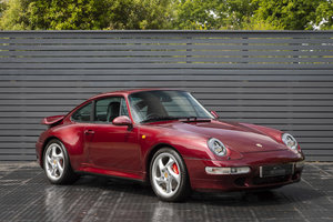 1995 PORSCHE 911 (993) TURBO ONLY UK CAR For Sale