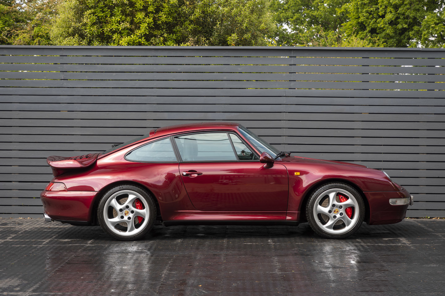 1995 PORSCHE 911 (993) TURBO ONLY UK CAR For Sale (picture 3 of 19)