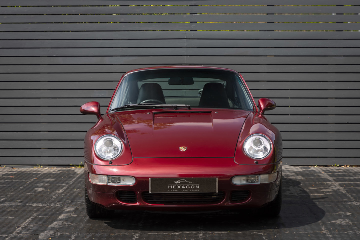 1995 PORSCHE 911 (993) TURBO ONLY UK CAR For Sale (picture 4 of 19)