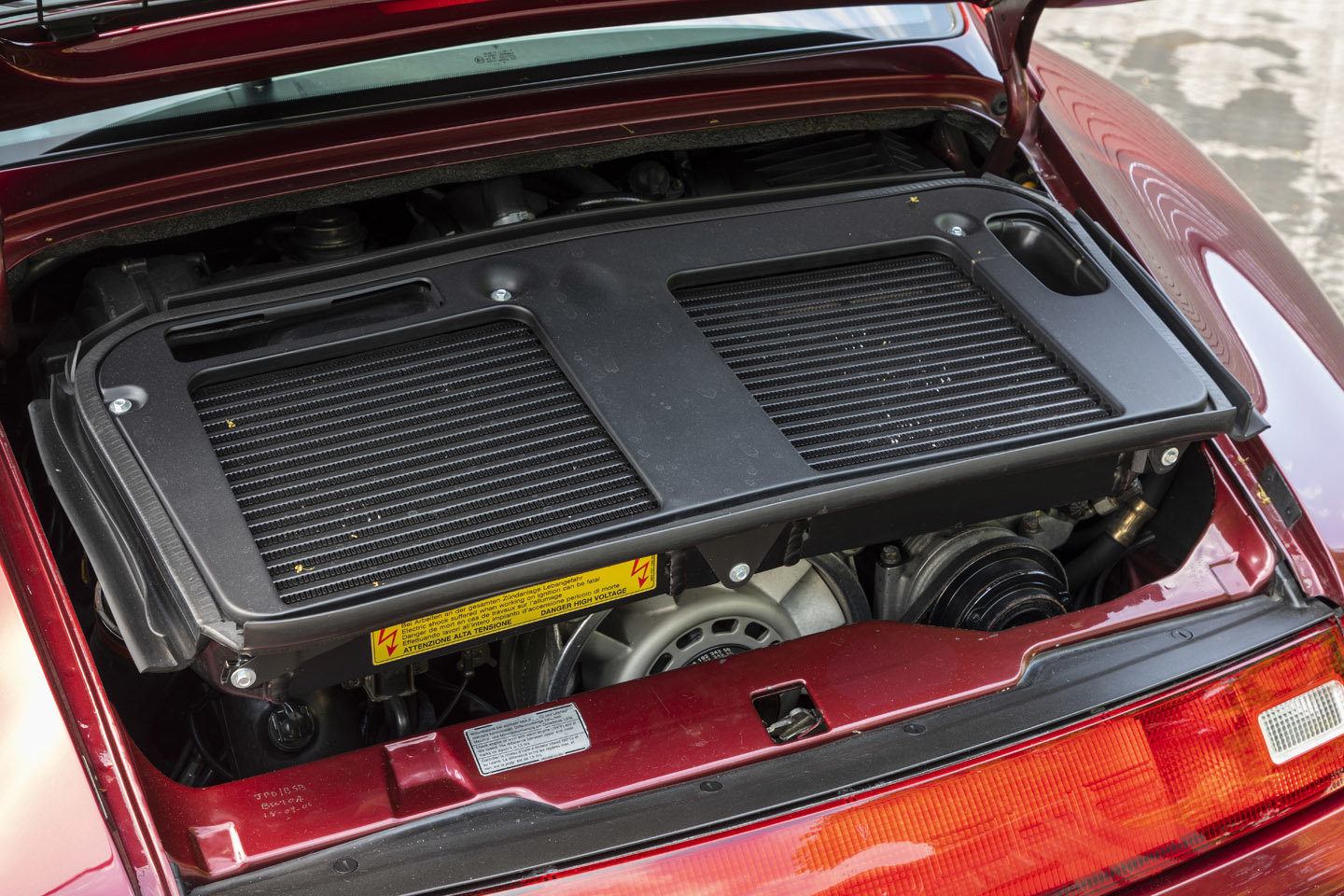 1995 PORSCHE 911 (993) TURBO ONLY UK CAR For Sale (picture 12 of 19)