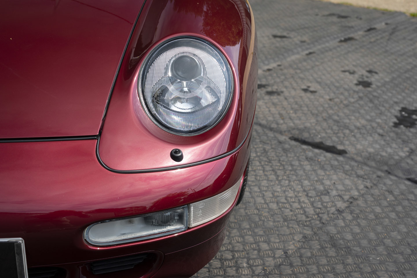 1995 PORSCHE 911 (993) TURBO ONLY UK CAR For Sale (picture 16 of 19)