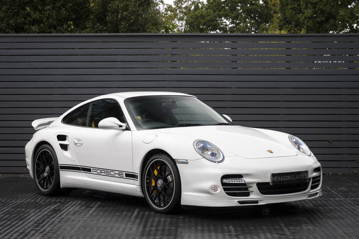 2012 PORSCHE 997 Turbo S Coupe (GEN II) For Sale (picture 1 of 22)