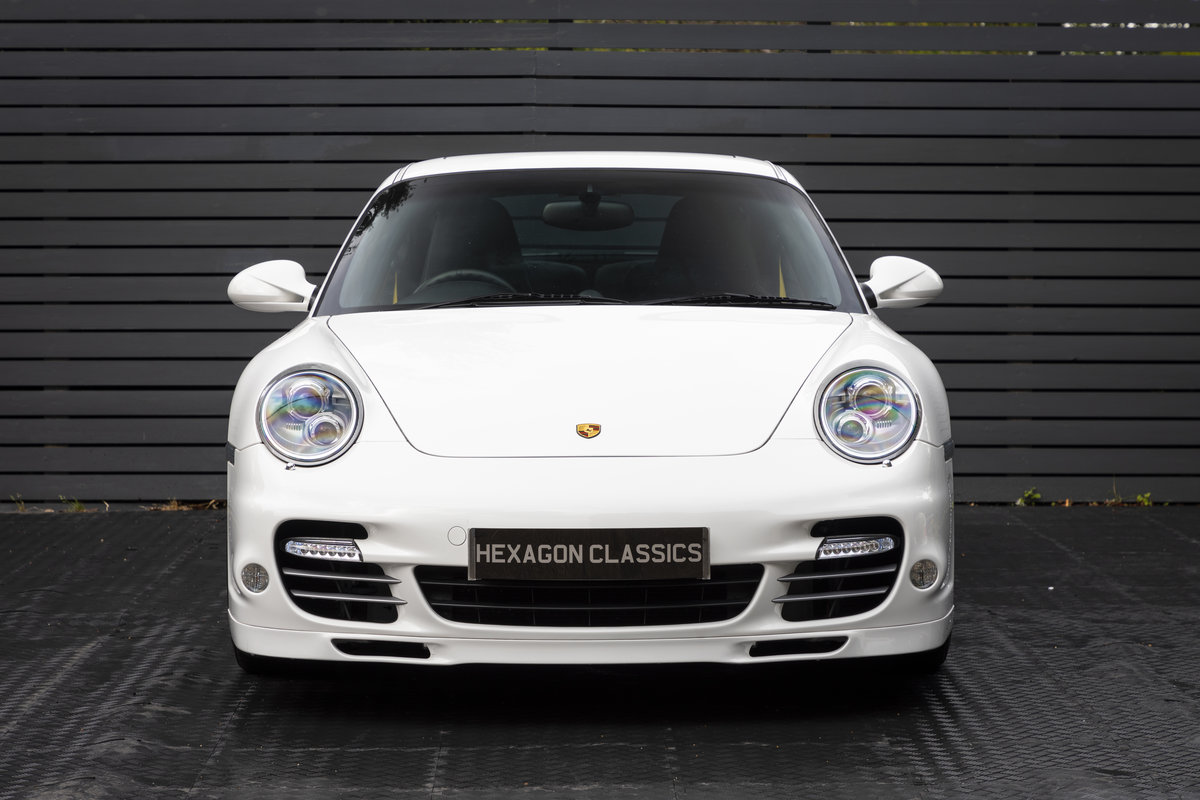2012 PORSCHE 997 Turbo S Coupe (GEN II) For Sale (picture 4 of 22)