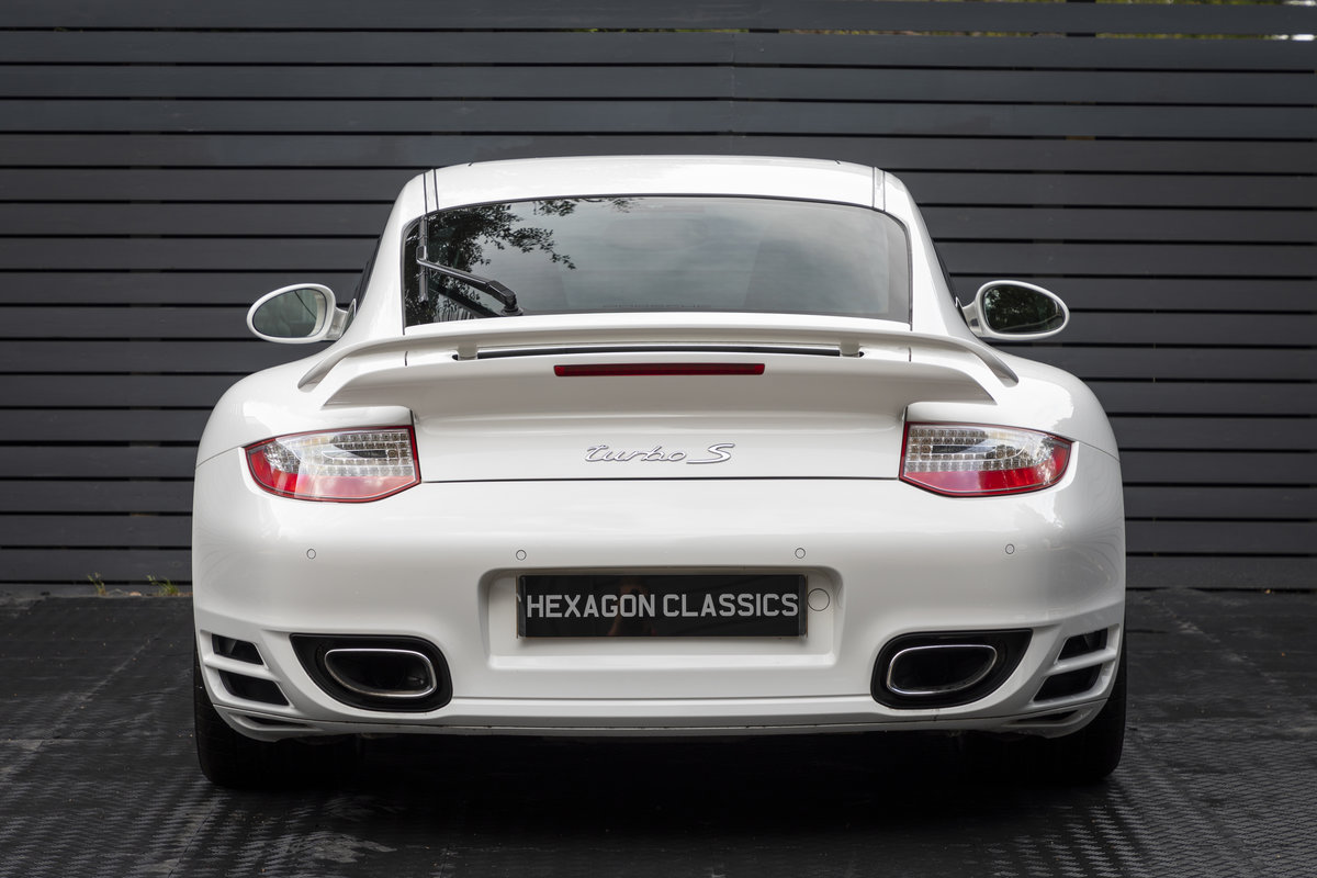 2012 PORSCHE 997 Turbo S Coupe (GEN II) For Sale (picture 5 of 22)
