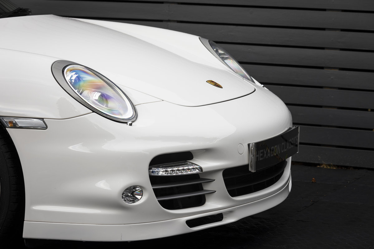 2012 PORSCHE 997 Turbo S Coupe (GEN II) For Sale (picture 13 of 22)