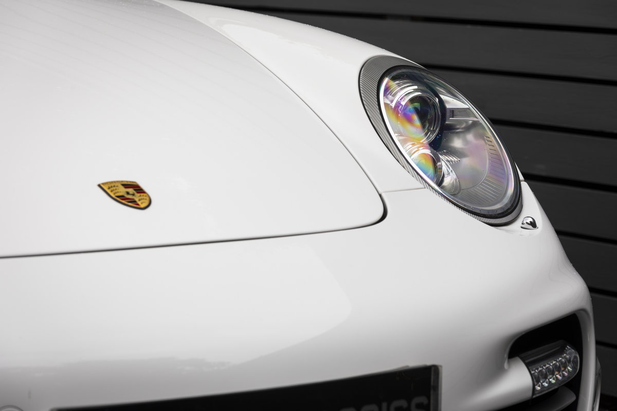 2012 PORSCHE 997 Turbo S Coupe (GEN II) For Sale (picture 14 of 22)