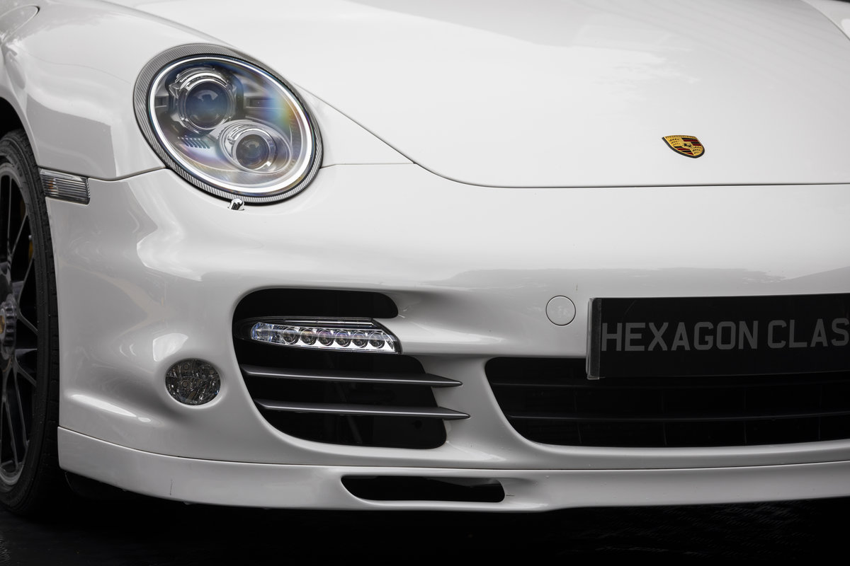 2012 PORSCHE 997 Turbo S Coupe (GEN II) For Sale (picture 16 of 22)