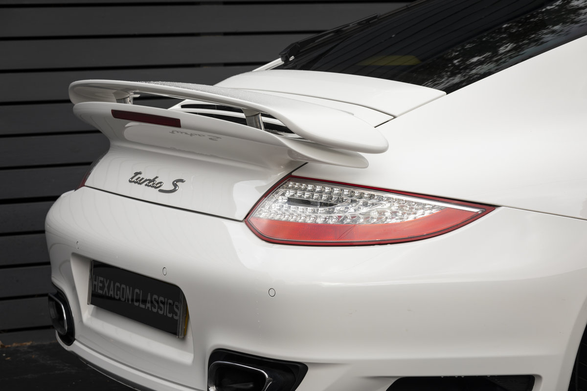 2012 PORSCHE 997 Turbo S Coupe (GEN II) For Sale (picture 18 of 22)
