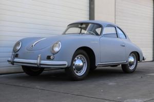 1956 Porsche 356A 1500 GS Carrera Coupe very Rare Project For Sale