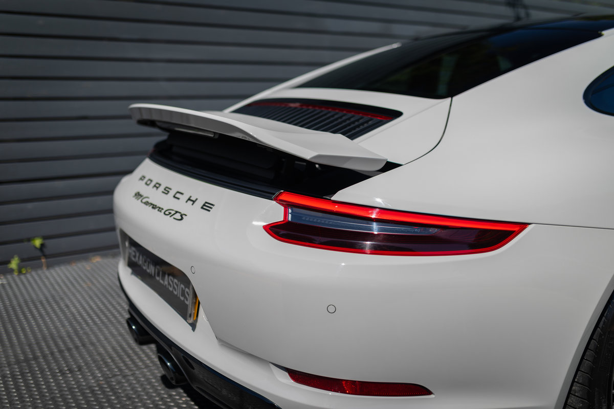 2018 Porsche 991 GTS SOLD (picture 19 of 23)