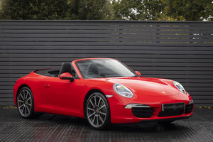 Picture of 2012 Porsche 911 C2 Cabriolet (991) SOLD