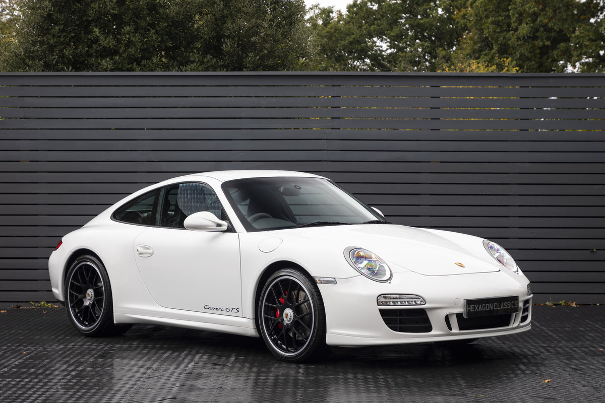 2011 PORSCHE 997 GTS COUPE PDK ONLY 18400 Miles For Sale (picture 1 of 24)