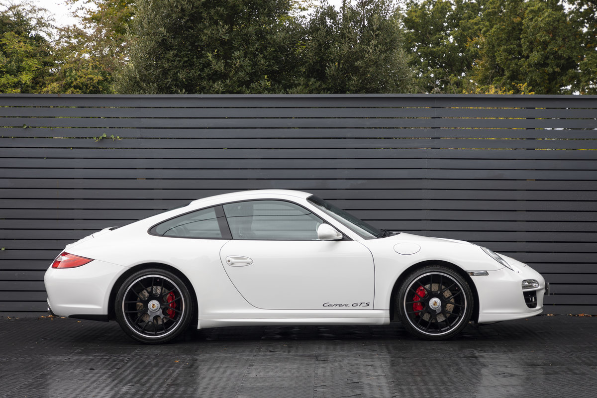 2011 PORSCHE 997 GTS COUPE PDK ONLY 18400 Miles For Sale (picture 3 of 24)