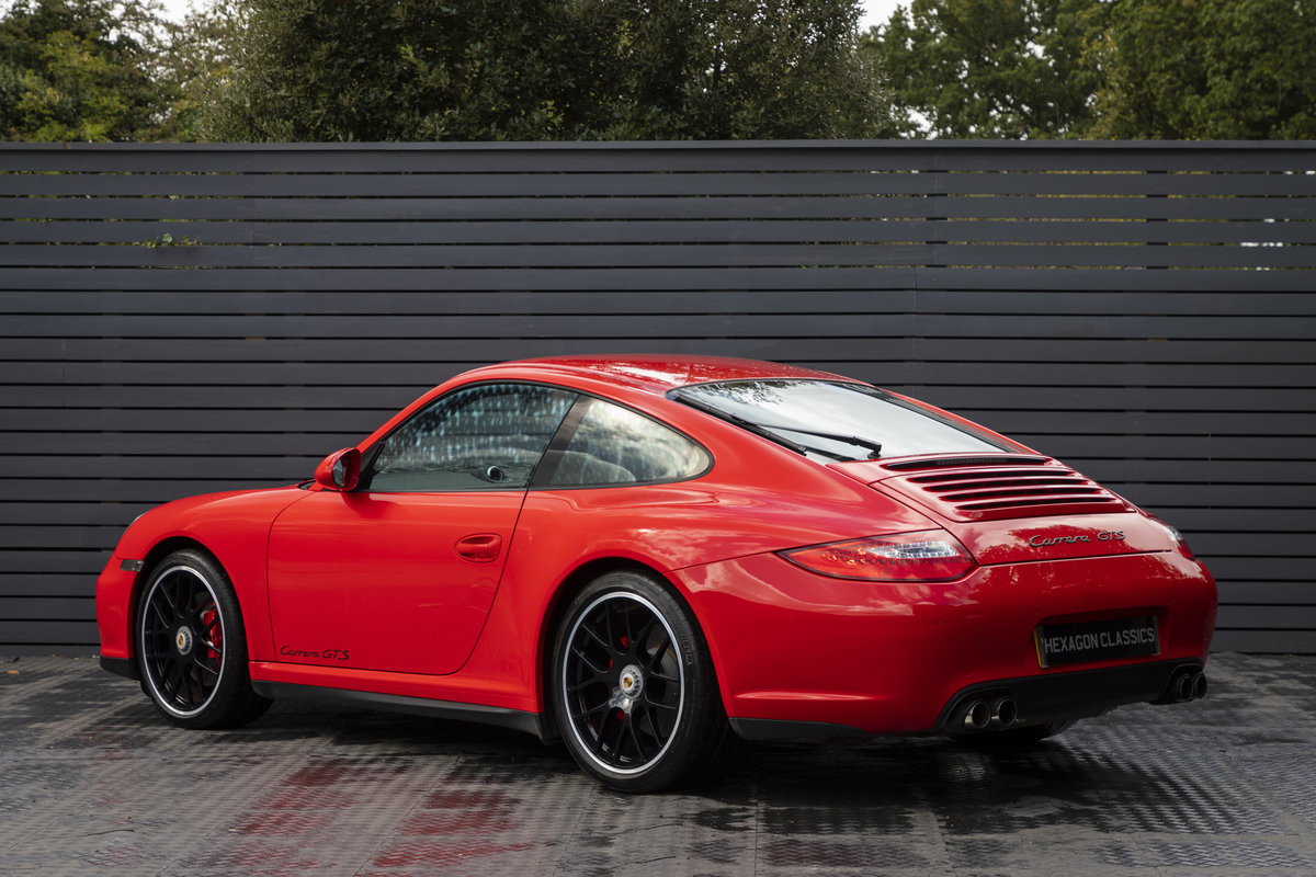 PORSCHE 911 (997) CARRERA GTS PDK COUPE, 2011  For Sale (picture 2 of 23)
