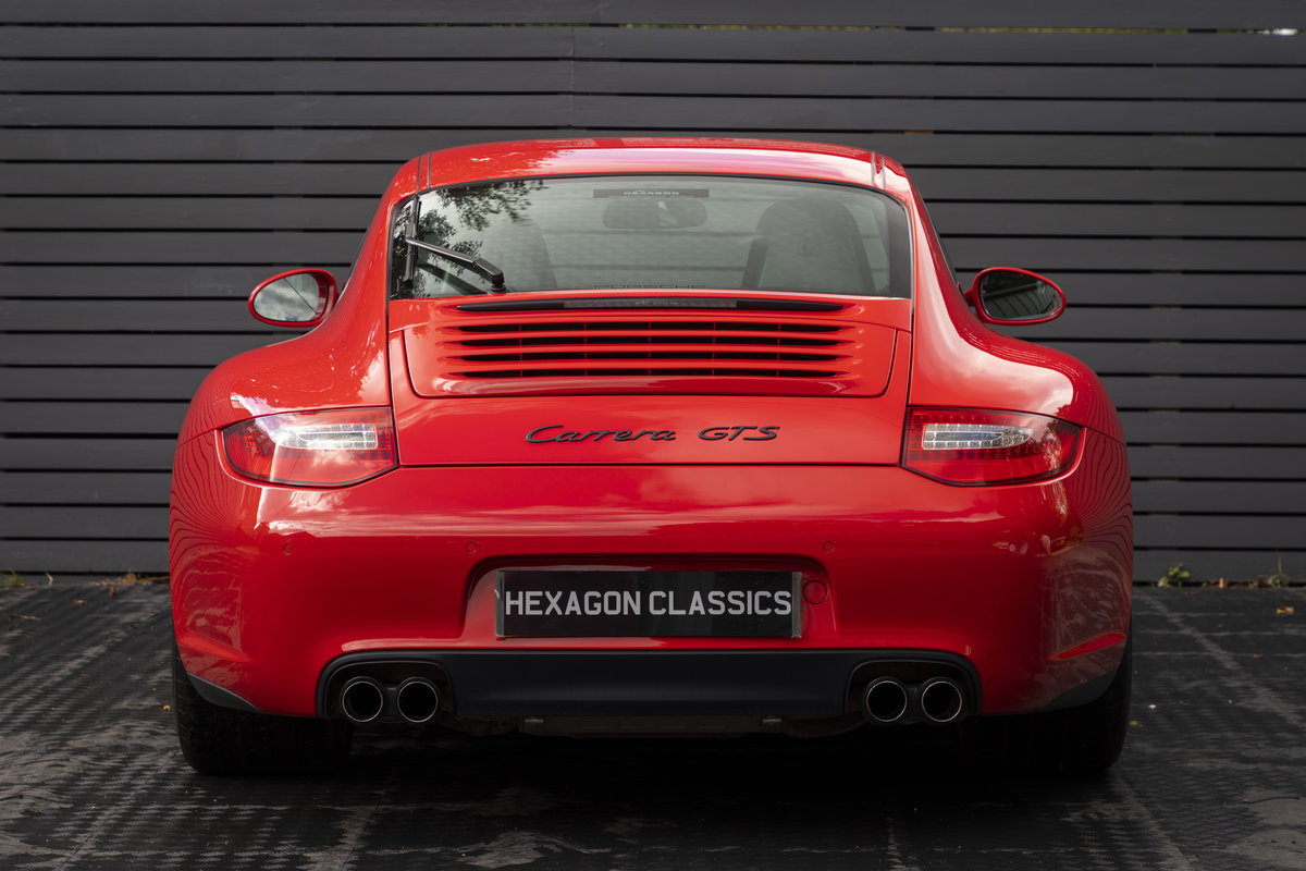 PORSCHE 911 (997) CARRERA GTS PDK COUPE, 2011  SOLD (picture 5 of 23)