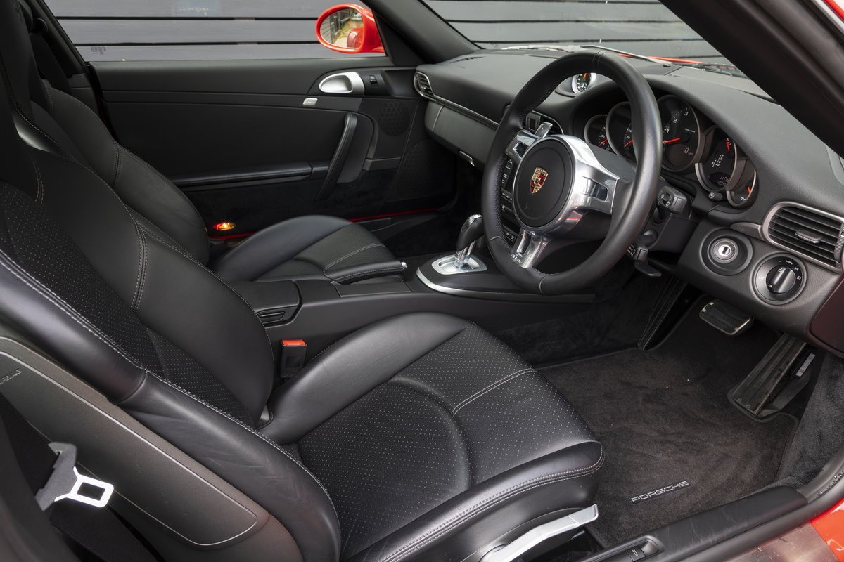 PORSCHE 911 (997) CARRERA GTS PDK COUPE, 2011  For Sale (picture 7 of 23)