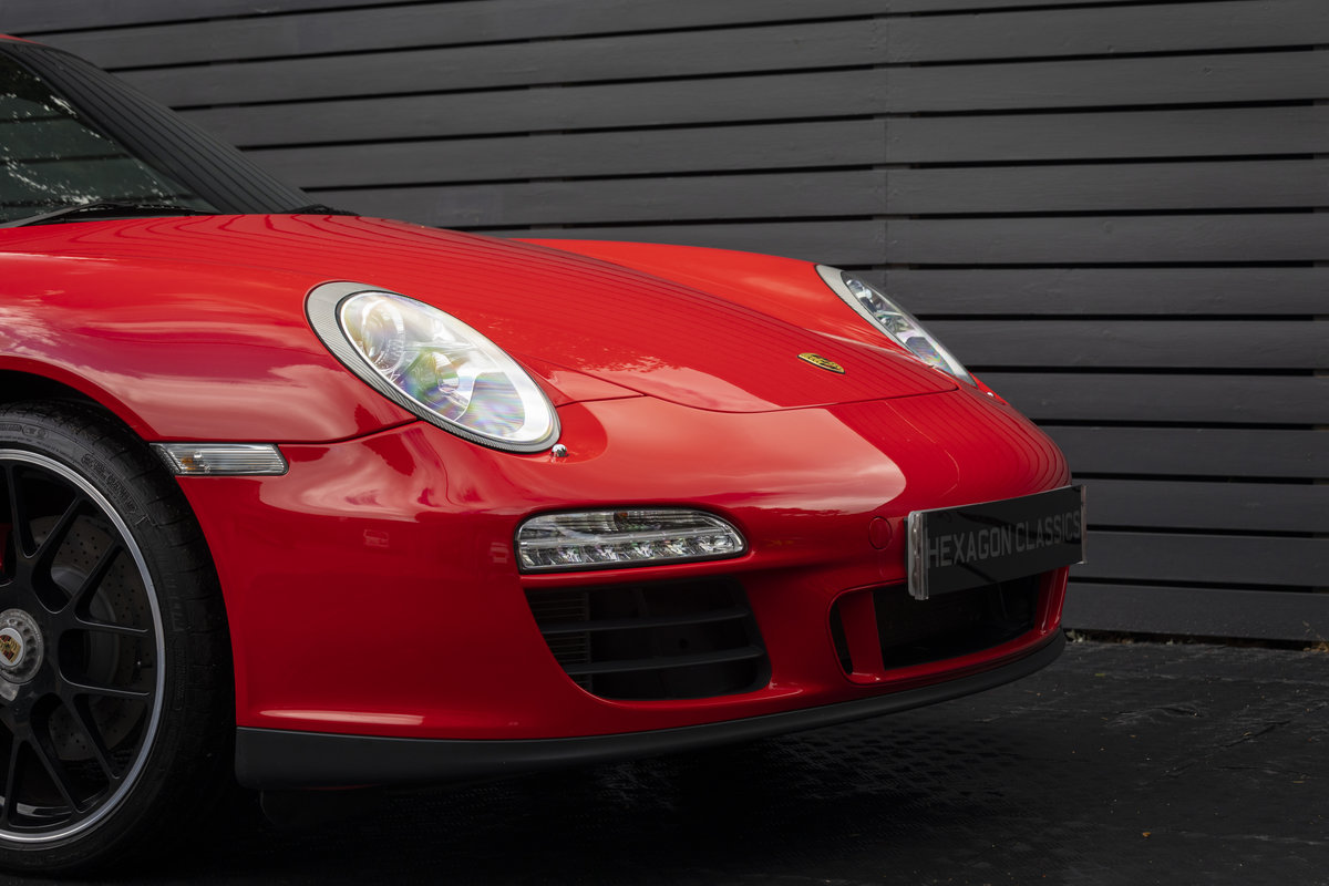PORSCHE 911 (997) CARRERA GTS PDK COUPE, 2011  SOLD (picture 11 of 23)