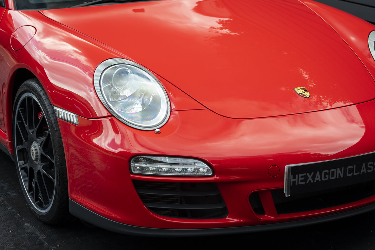 PORSCHE 911 (997) CARRERA GTS PDK COUPE, 2011  SOLD (picture 12 of 23)