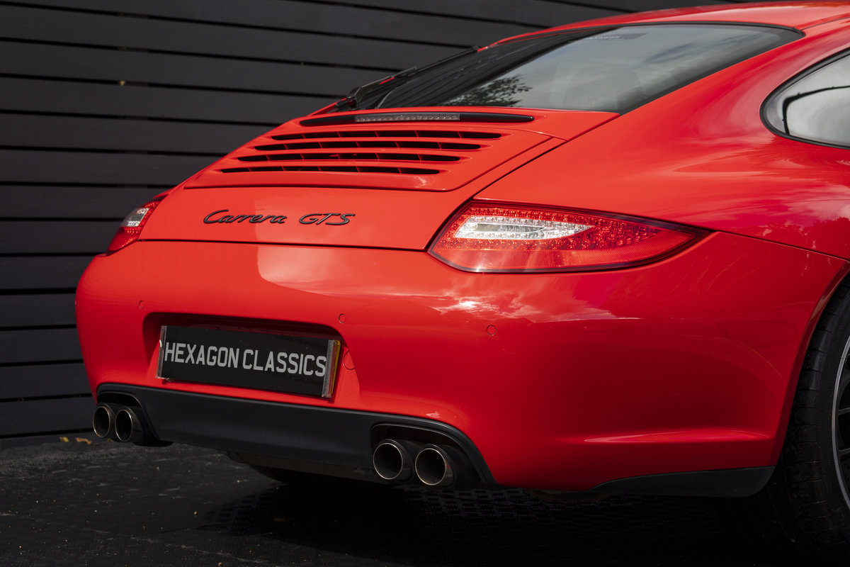 PORSCHE 911 (997) CARRERA GTS PDK COUPE, 2011  SOLD (picture 13 of 23)