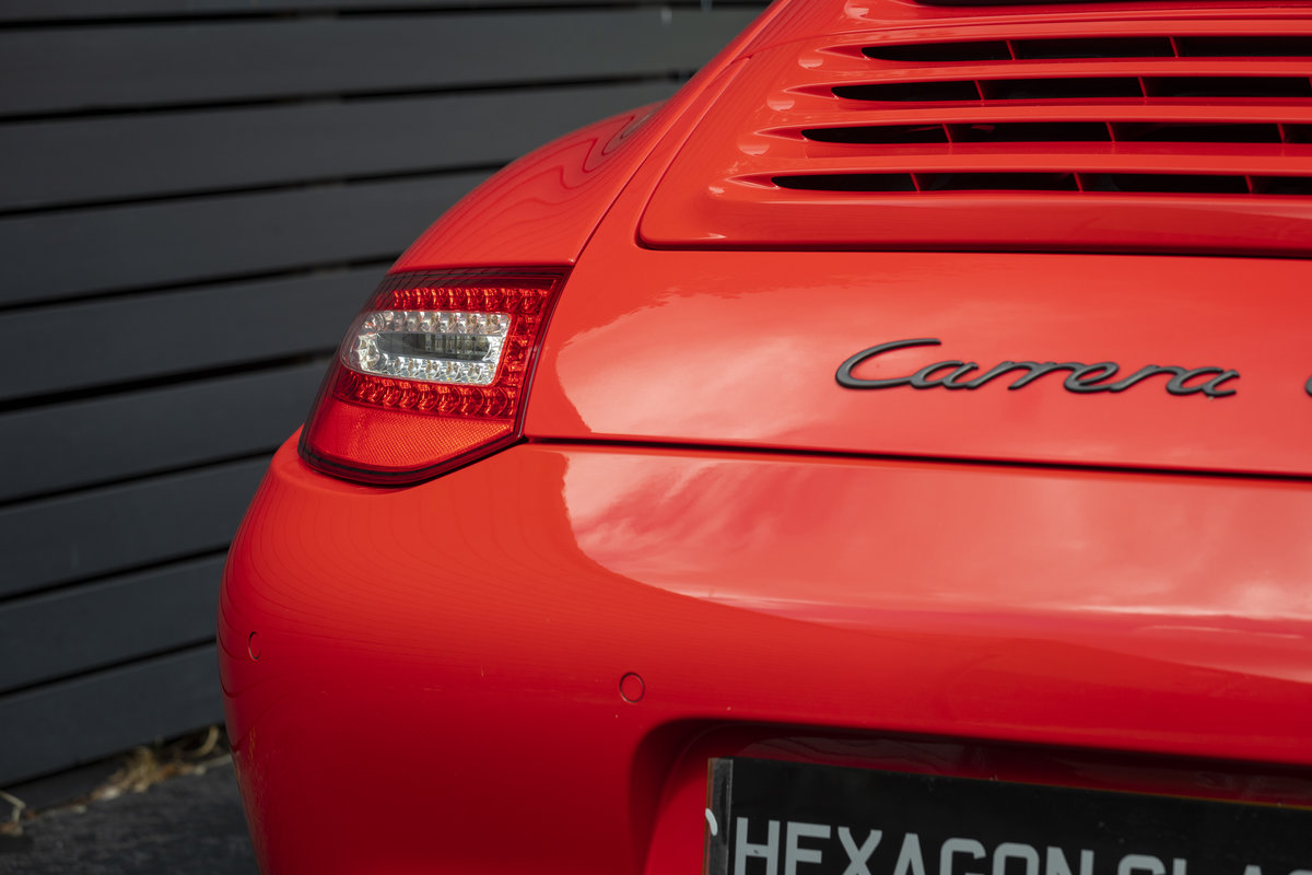 PORSCHE 911 (997) CARRERA GTS PDK COUPE, 2011  SOLD (picture 14 of 23)