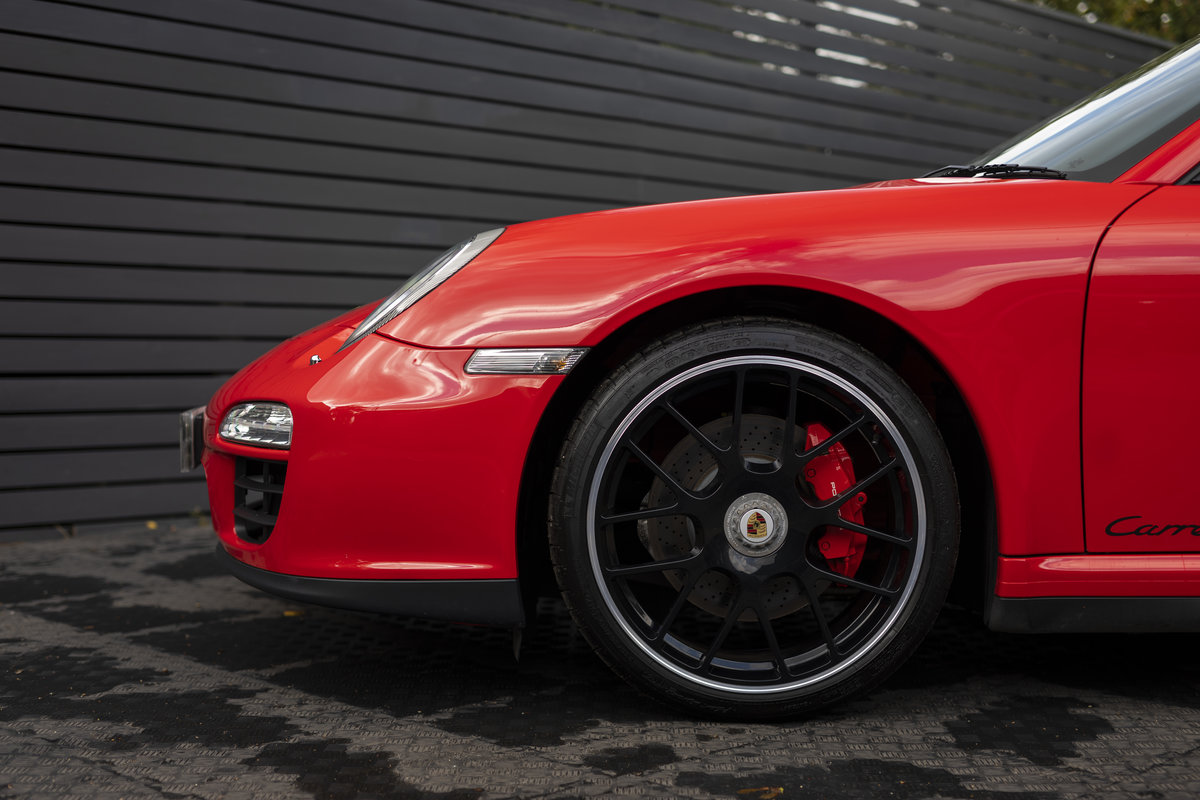 PORSCHE 911 (997) CARRERA GTS PDK COUPE, 2011  For Sale (picture 15 of 23)