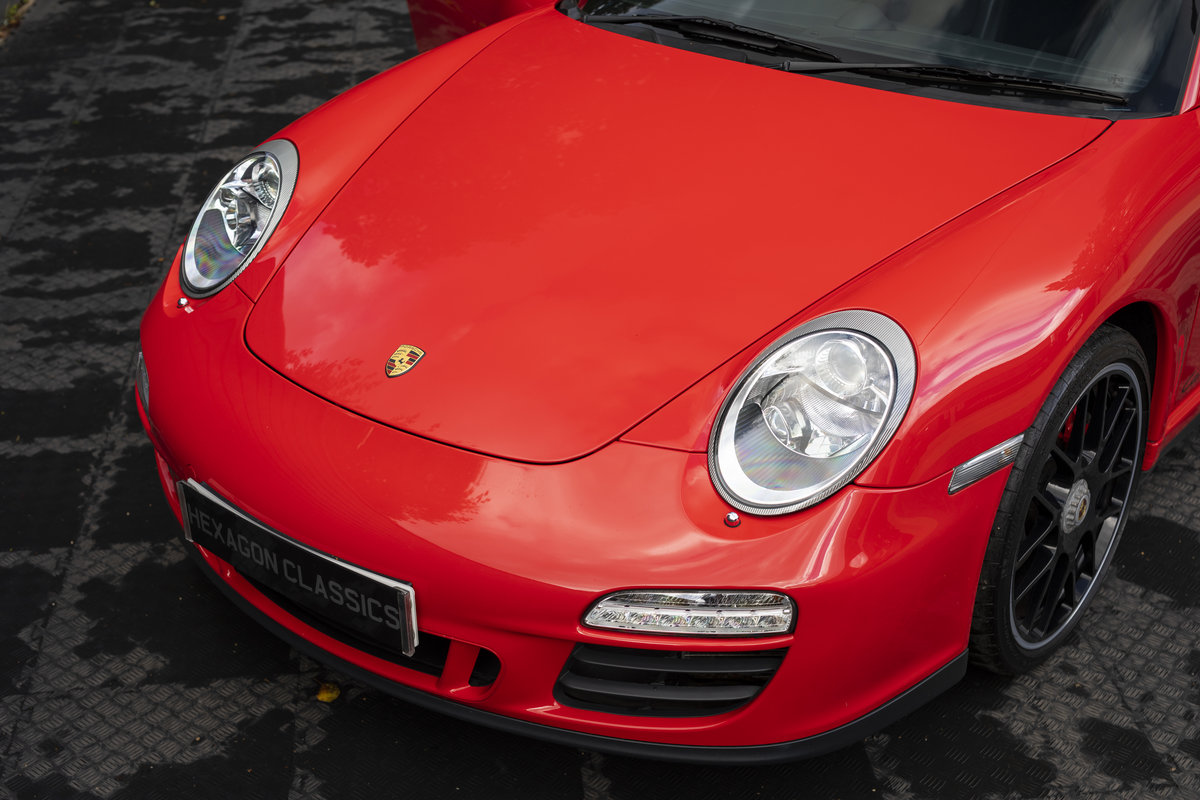 PORSCHE 911 (997) CARRERA GTS PDK COUPE, 2011  SOLD (picture 16 of 23)