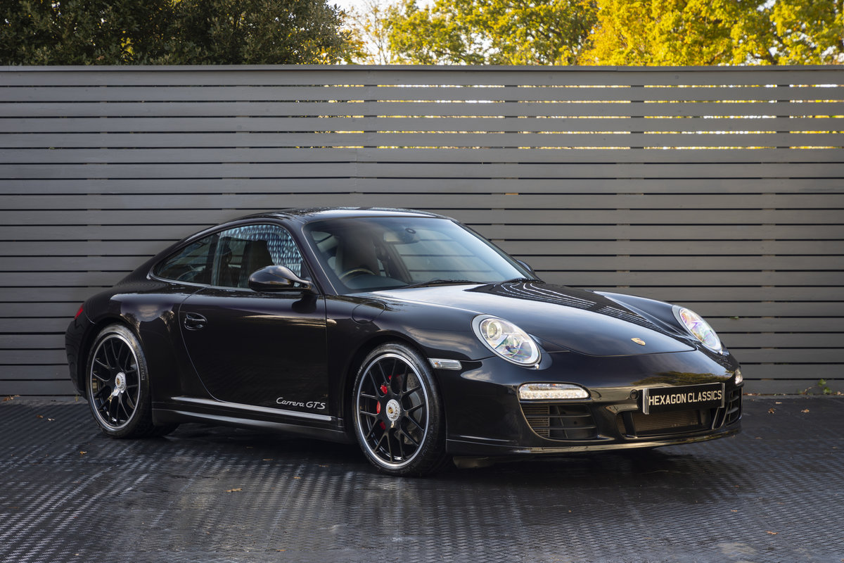 2011 PORSCHE 997 GTS COUPE PDK ONLY 22900 Miles For Sale (picture 1 of 18)