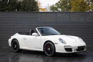 2011 PORSCHE 997 GTS 3.8 CABRIOLET MANUAL SOLD