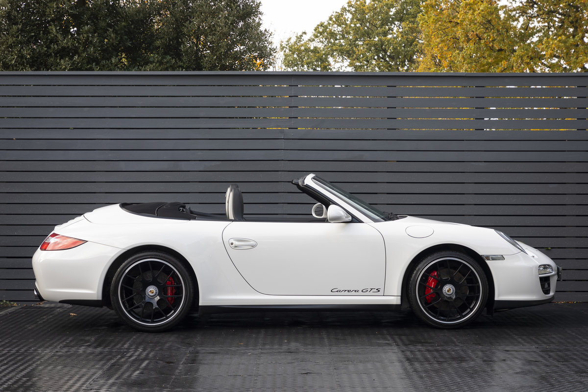 2011 PORSCHE 997 GTS 3.8 CABRIOLET MANUAL For Sale (picture 3 of 22)