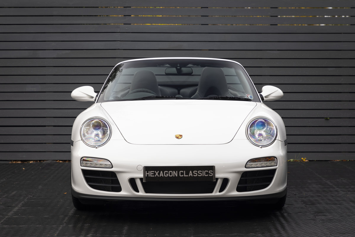 2011 PORSCHE 997 GTS 3.8 CABRIOLET MANUAL For Sale (picture 5 of 22)