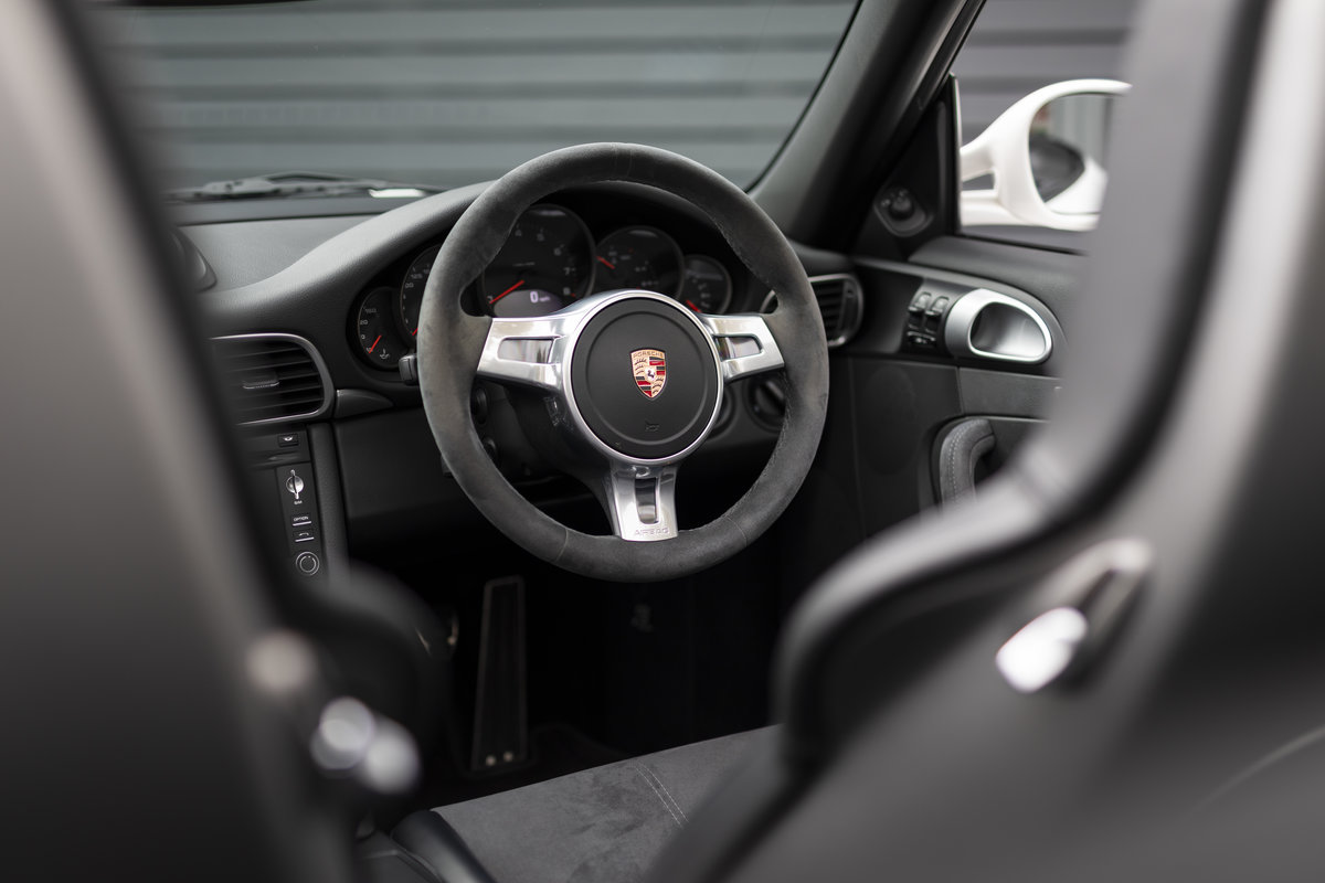 2011 PORSCHE 997 GTS 3.8 CABRIOLET MANUAL For Sale (picture 9 of 22)