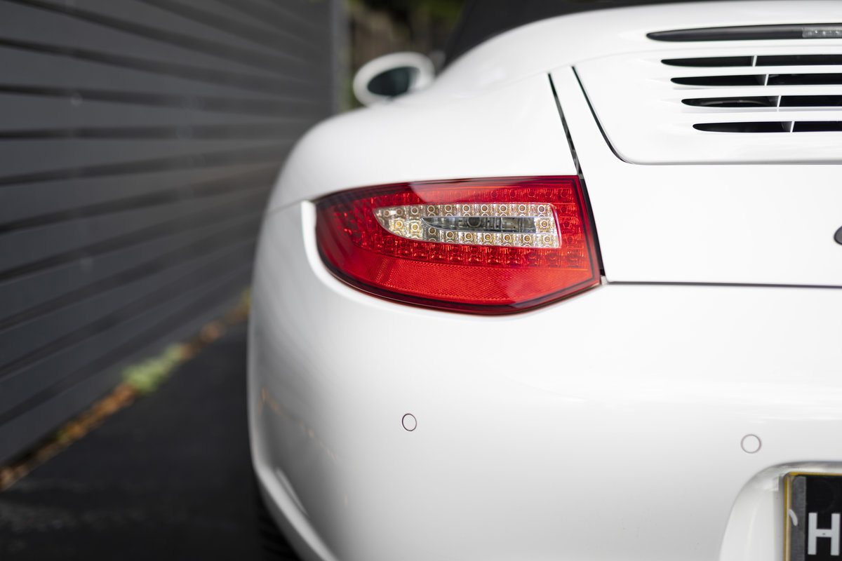 2011 PORSCHE 997 GTS 3.8 CABRIOLET MANUAL For Sale (picture 16 of 22)